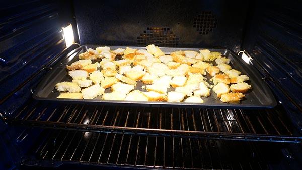 Garlic Croutons & Seasoned Croutons [15 min Flava' Bombs]