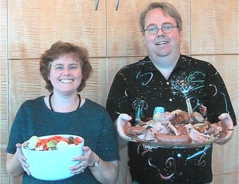 Pork and Sauerkraut New Years Tradition [ Choucroute Garnie ]