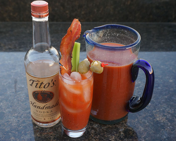 Ultimate Bloody Mary Cocktail [ Best Garnish, Vodka, Secret Spices ]
